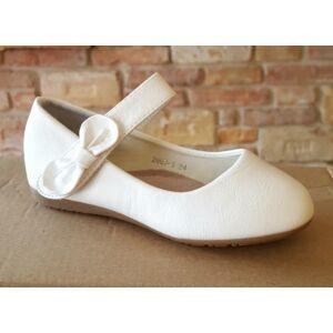 fehér alkalmi cipő lányoknak