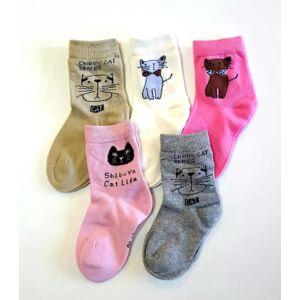 cicás zokni lányoknak