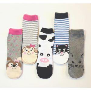 pamut gyerek zoknik