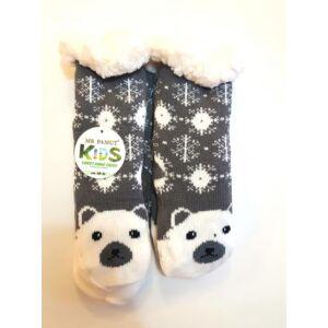 jegesmedvés meleg zokni