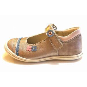 Linea bronz szandálcipő lányoknak