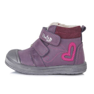 ponte20 téli bundás cipő DA03-1-381a PöttömShop