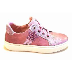 53daf1960924 27-32 Richter / Siesta gyerekcipő lányoknak - rózsaszín csillogós