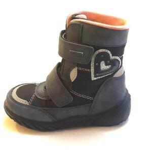 richter téli cipő lányoknak világítós