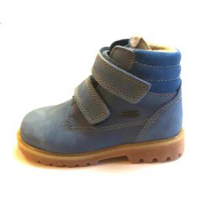25-30 RICHTER téli meleg béléses cipő - kék