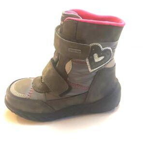 richter villogó téli meleg bundás cipő
