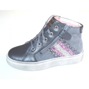 Richter cipő lányoknak ezüst
