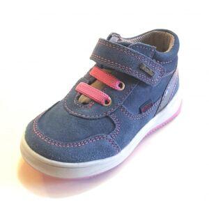 richter vízálló cipő lányoknak kék