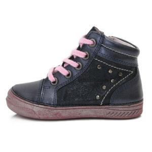 DDSTEP őszi gyerekcipő lányoknak - cipőfűzős és cipzáras