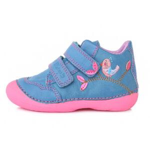 kék ddstep cipő lanyoknak