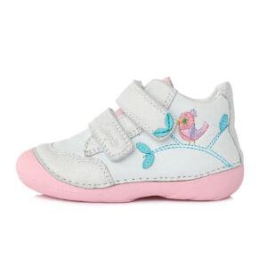 ddstep fehér cipő PöttömShop