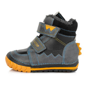 ddstep téli bundás cipő tarajos