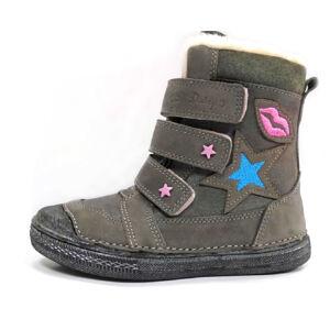 049-913 ddstep téli cipő lányoknak