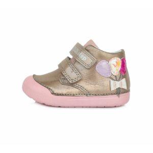 ddstep cipő lányoknak pezsgő színben lufis mintával