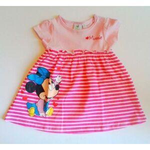 e200301468 Lányka ruha - Minnie mintával - rózsaszín · Lányka ruha - Minnie mintával -  rózsaszín Katt rá a felnagyításhoz