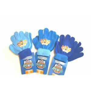 Mancs őrjáratos 5 ujjas kesztyű kisgyerekeknek