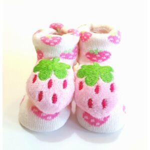 Baba zokni - különböző mintákkal (0-6 hó)