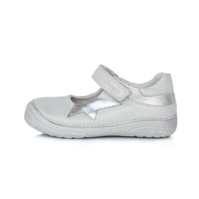 fae72631bf 25-30 DDSTEP balerina szandálcipő lányoknak - fehér színben