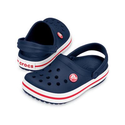 CROCS papucs - Crocband Kids Navy