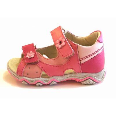 LINEA lány szandál pink
