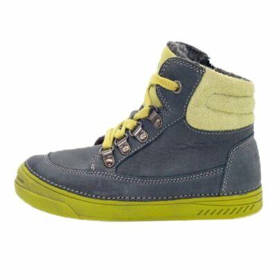 30 és 31 DDSTEP téli bundás gyerekcipő - Grey - 040-15A