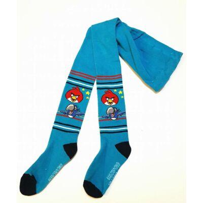 Gyerek harisnyanadrág - kék - Angry birds mintával