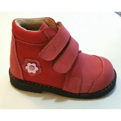 23-24-es SALUS FLO-115 szupinált gyerekcipő - piros