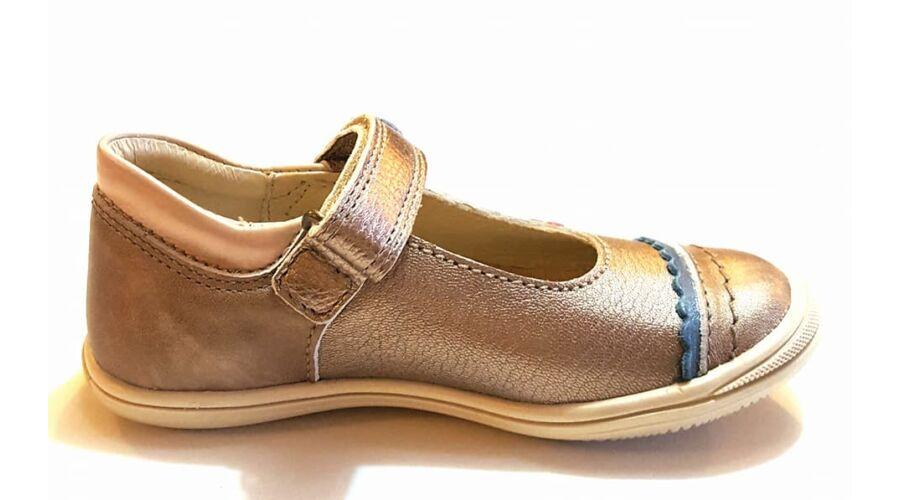 Linea nyitott bronz szandálcipő 25-33 méretben 3555a71744