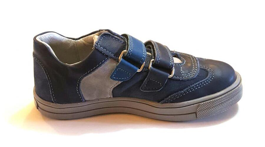 27-35 LINEA fiú cipő - kék 589460c84b