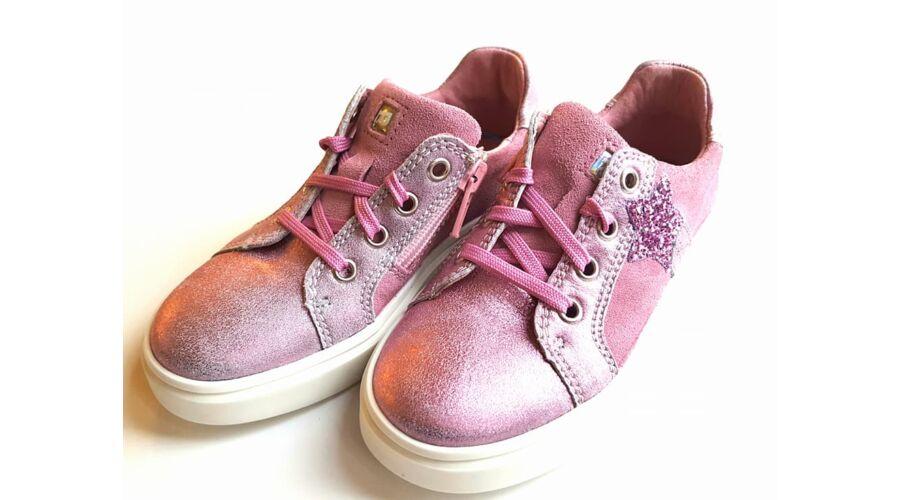 a0cceff01fae Richter Siesta tavaszi gyerekcipő lányoknak csillogós