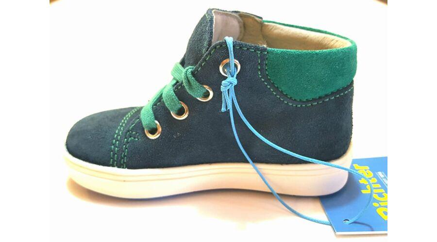 Siesta Richter gyerekcipő fiúknak cipőfűzős 20-26 méret 8ce213ba6e