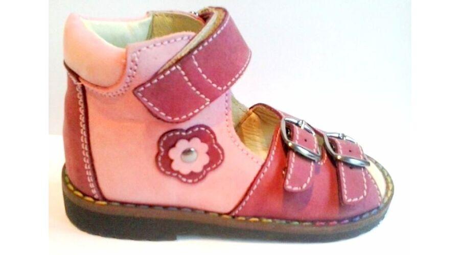 abbeab36fee 21-30 SALUS szupinált szandál lányoknak rózsaszín, lila, piros Katt rá a  felnagyításhoz