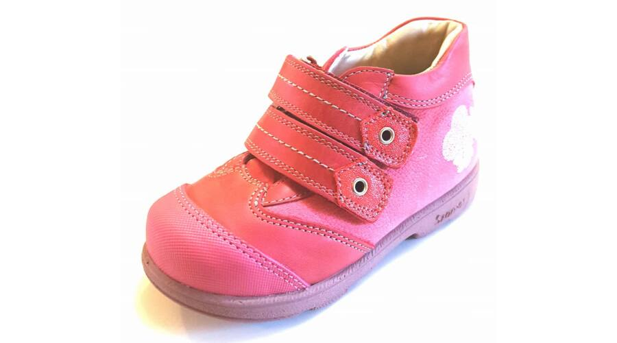 26-os SZAMOS supinált átmeneti cipő lányoknak - rózsaszín e63eb1de1c