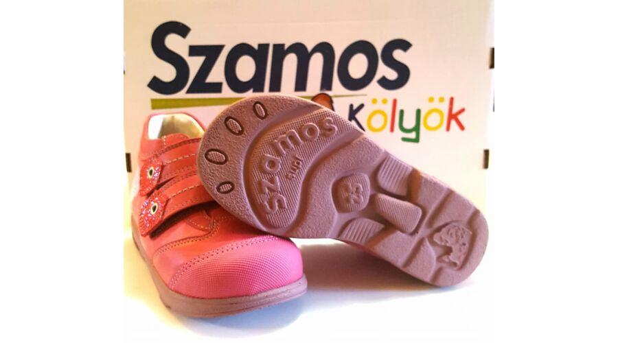 26-os SZAMOS supinált átmeneti cipő lányoknak - rózsaszín 21636c1b1a